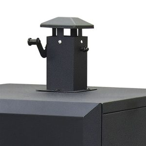 Dyna-Glo Vertical Charcoal Smoker Top Vent