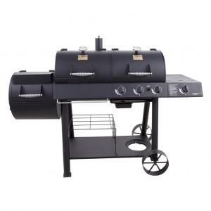 Longhorn Combo Gas Charcoal Wood