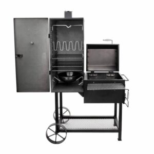 Char Broil Bandera Vertical Offset Smoker