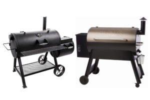 Offset smoker vs pellet smoker