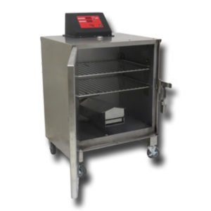 Top semi-professional electric smoker