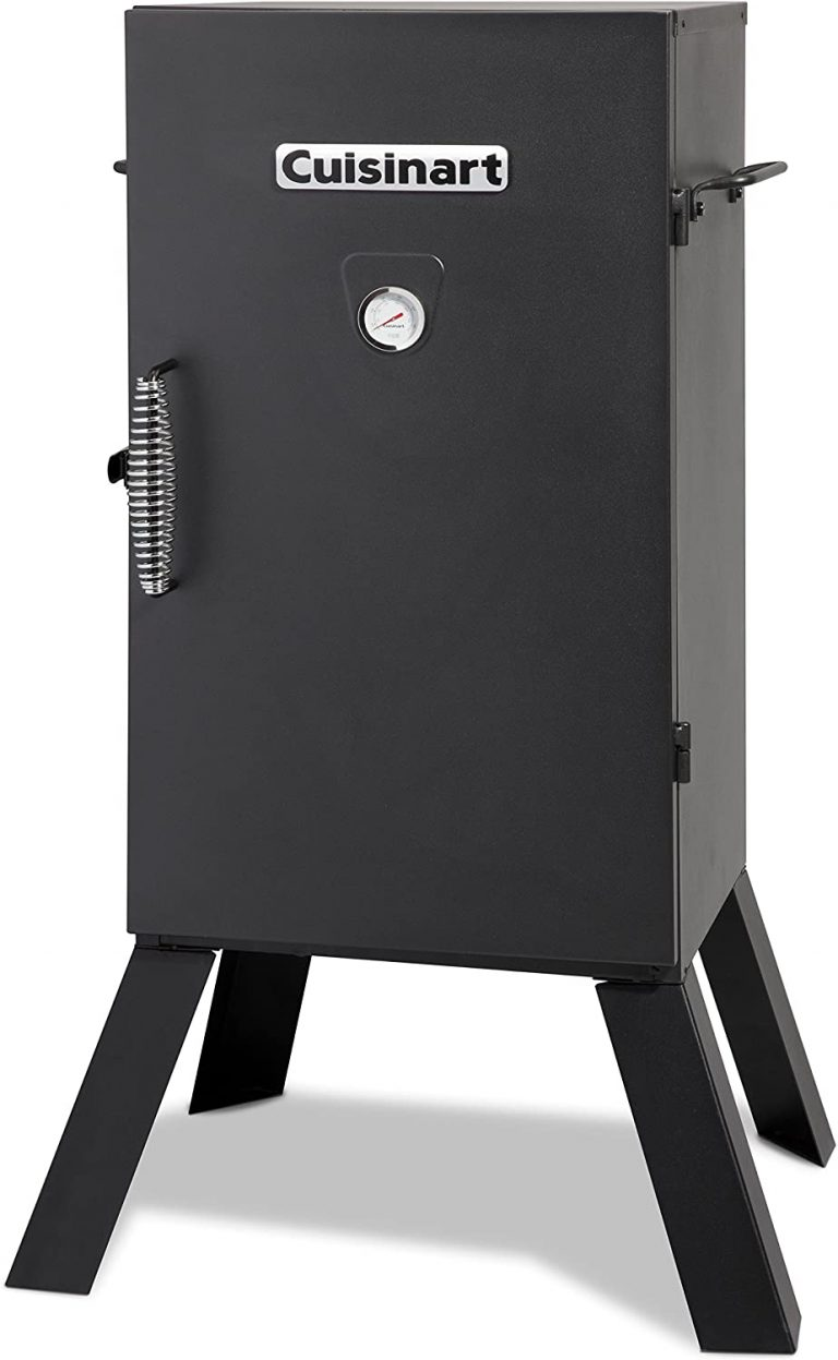 Cuisinart COS-330 Best budget electric smoker