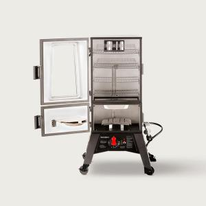 Masterbuilt Thermo Temp Gas Smoker Review