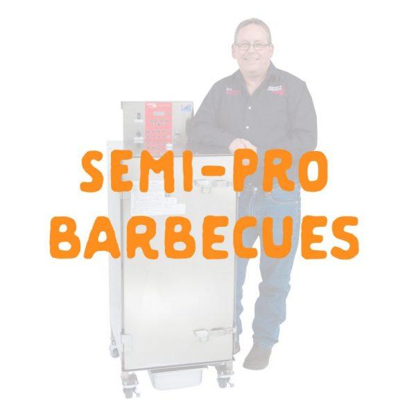 Semi-Professional Barbecues