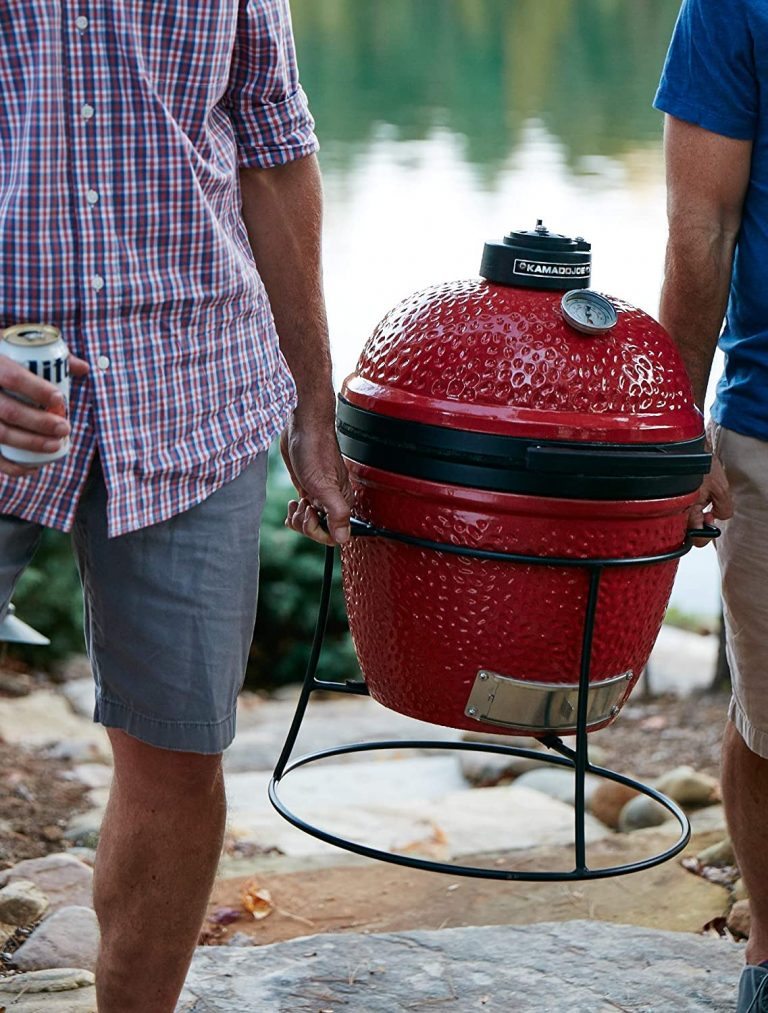 Portable Kamado Joe Jr