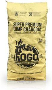 FOGO Premium Hardwood Lump Charcoal