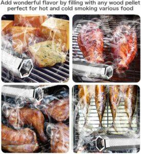 Lanney Pellet Smoker Tube Cold Smoking