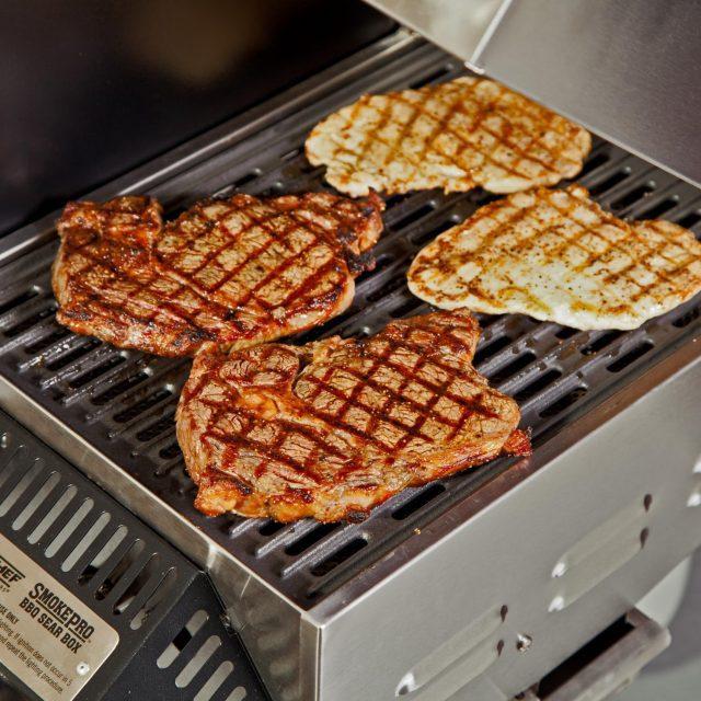 Camp Chef BBQ Sear Box