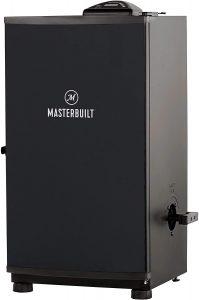 Masterbuilt MB2007111 Digital Electric Smoker 30 Inch Closed