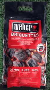 Weber Charcoal Briquets