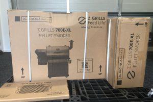 Z Grills 700E In Box