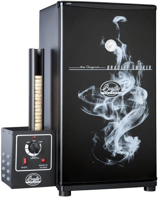 Bradley Smoker BS611 Electric Smoker