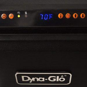 Dyna-Glo DGU732BDE-D Digital Electric Smoker Digital Control Panel