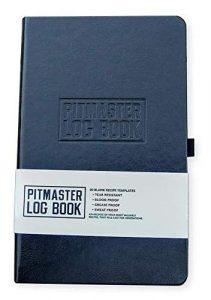 Hardcore Carnivore Pitmaster Log Book