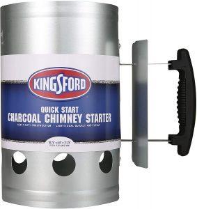 Kingsford Quick Start Charcoal Chimney
