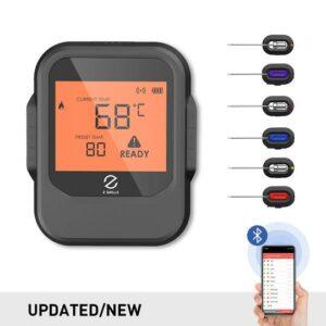 Z Grills Smart Wireless 6 Pack Temperature Probes