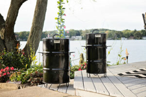 Pit Barrel Cooker Classic and Junior