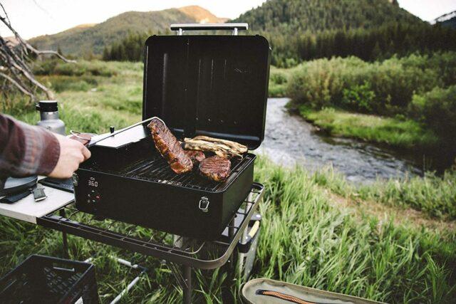Traeger Ranger Grilling