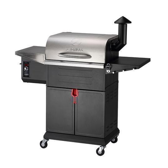 Z Grills FLAME ELITE 600D3E
