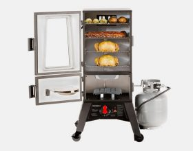 Masterbuilt ThermoTemp Propane Smoker Review