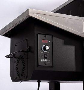 Z Grills ZPG 6002E Controller